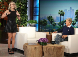 Carrie Underwood Makes 10th Appearance on 'The Ellen Show'