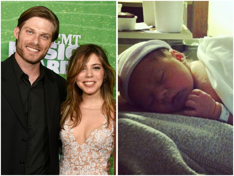 'Nashville's' Chris Carmack and Fiancée Welcome Baby Girl