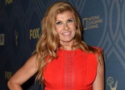 Connie Britton Talks 'Nashville' on the Emmys Red Carpet