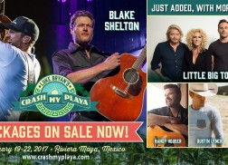 Little Big Town, Randy Houser & More Join Luke Bryan's Crash My Playa