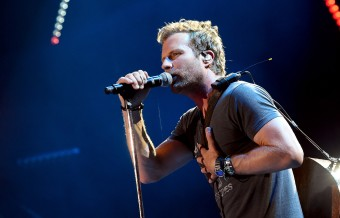 Dierks Bentley and Family Adopt New Dog