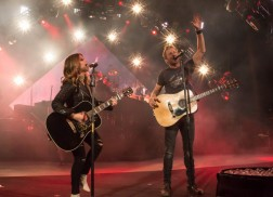 Dierks Bentley Surprises Red Rocks Crowd with Special Guest Maren Morris