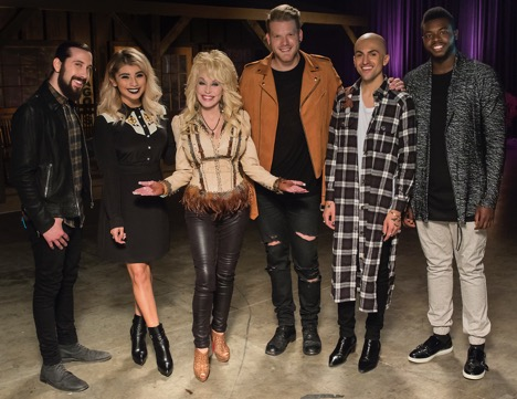 Dolly Parton & Pentatonix Release Updated Version of 'Jolene'