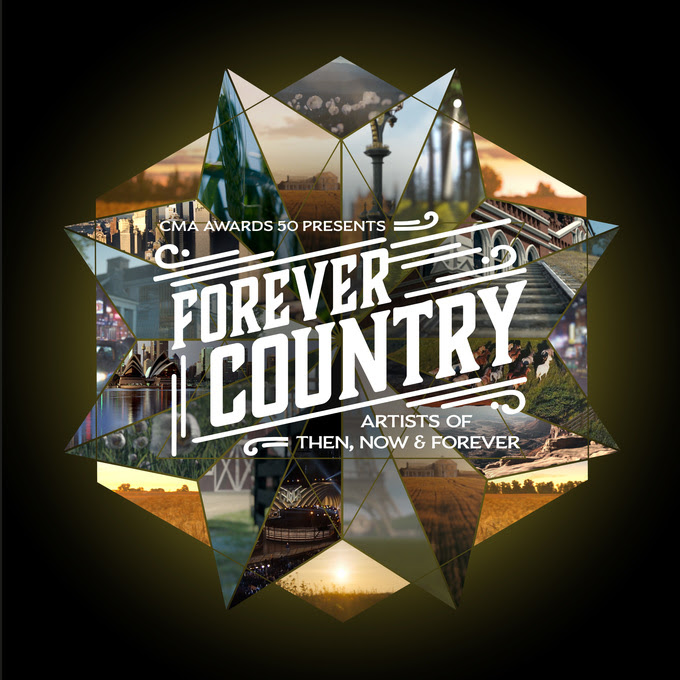 Listen To 'Forever Country'