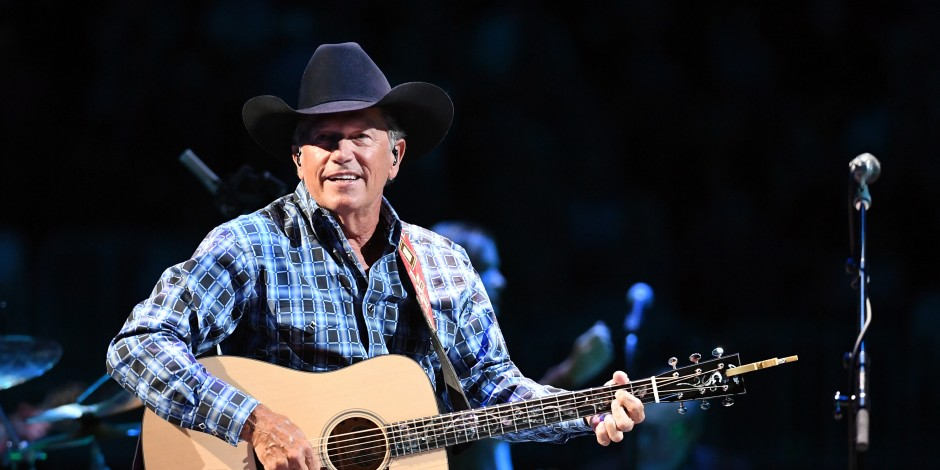 George Strait Named 2018 Texan of the Year