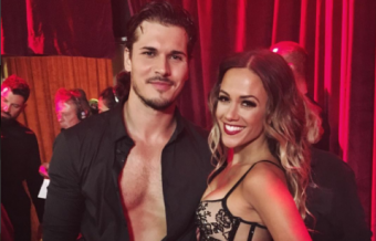 Re-live Jana Kramer's Sexy DWTS Performance