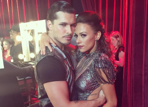 Jana Kramer Re-Visits 'One Tree Hill' for 'Dancing with the Stars' Performance