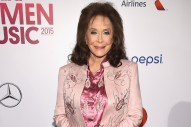 Loretta Lynn Walking and Talking Following Stroke, Brother Confirms