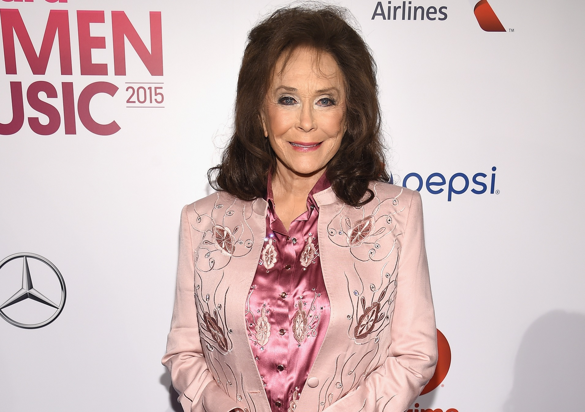 Loretta Lynn Hospitalized After Suffering Stroke at Home