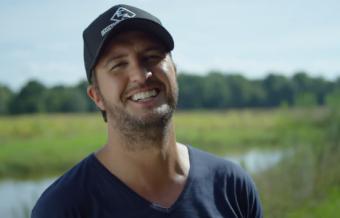Luke Bryan Debuts 'Here's To The Farmer' Video