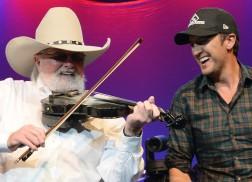 Luke Bryan 'Honored' to be Part of Charlie Daniels' Birthday Volunteer Jam
