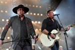 Montgomery Gentry's Eddie Montgomery Collapses on Stage