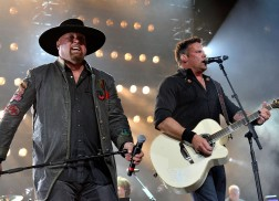 Montgomery Gentry's 'Here's to You' Lands the No. 1 Spot on iTunes Country Chart