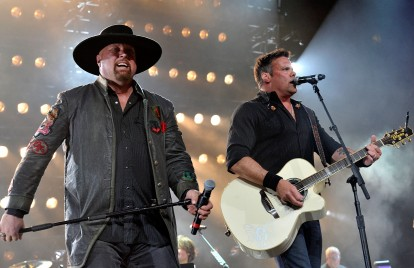 Montgomery Gentry's 'Here's to You' Hits No.1