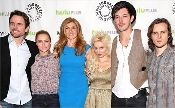 CMT Reveals Behind-the-Scenes Video of Filming Season Five of 'Nashville'