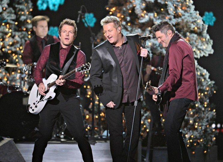 Rascal Flatts Reveal Details for Upcoming Christmas Album | Sounds ...