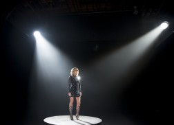 A Behind-the-Scenes Look at the Making of Carrie Underwood's 'Sunday Night Football' Shoot