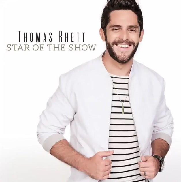 "Listen to Thomas Rhett's New Single, ""Star of the Show"""