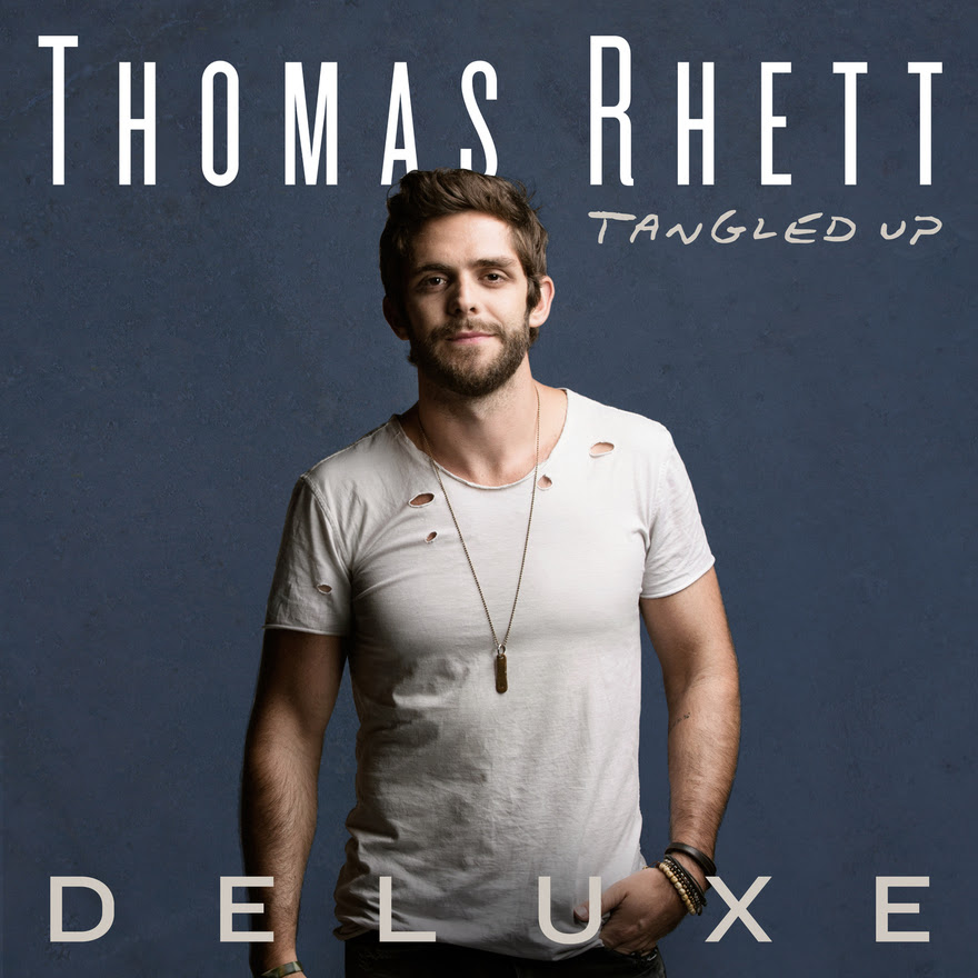 thomas rhett to release deluxe edition of tangled up sounds like nashville. Black Bedroom Furniture Sets. Home Design Ideas