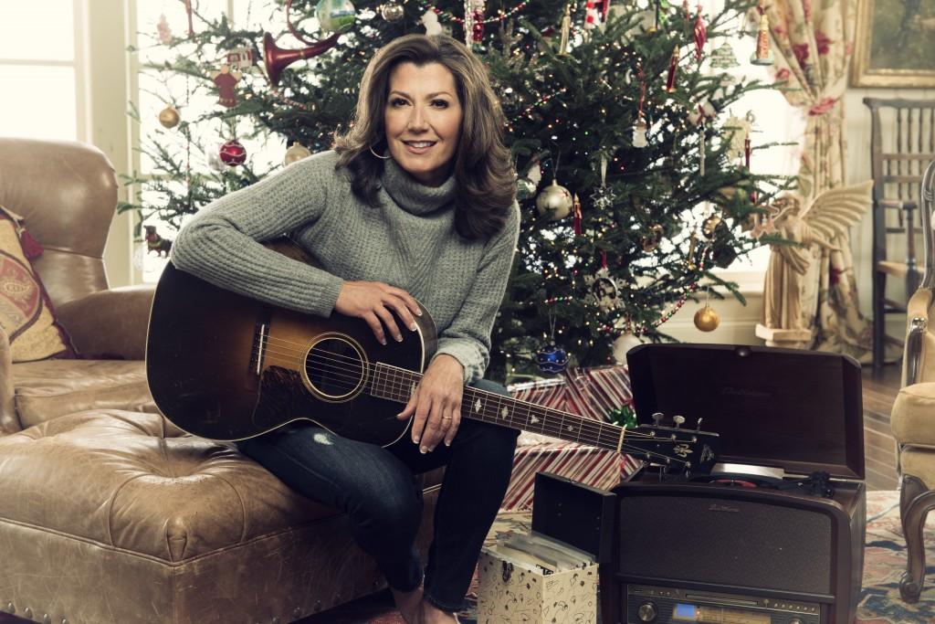 Amy Grant Talks 'Tennessee Christmas' Sounds Like Nashville