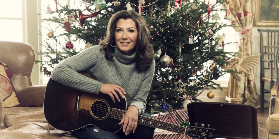 Amy Grant Talks 'Tennessee Christmas' - Amy Grant Talks 'Tennessee Christmas' Sounds Like Nashville