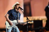 Brad Paisley Zooming Into Making Music for 'Cars 3'