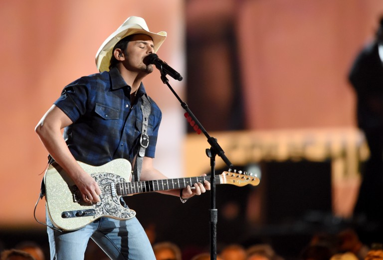 Brad Paisley Releases Emotional New Song, 'Today'