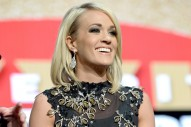 Carrie Underwood Signs Worldwide Recording Contract with Universal Music Group