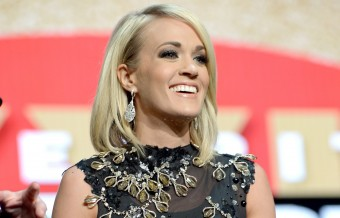 Carrie Underwood Earns Multiple AMA Nominations