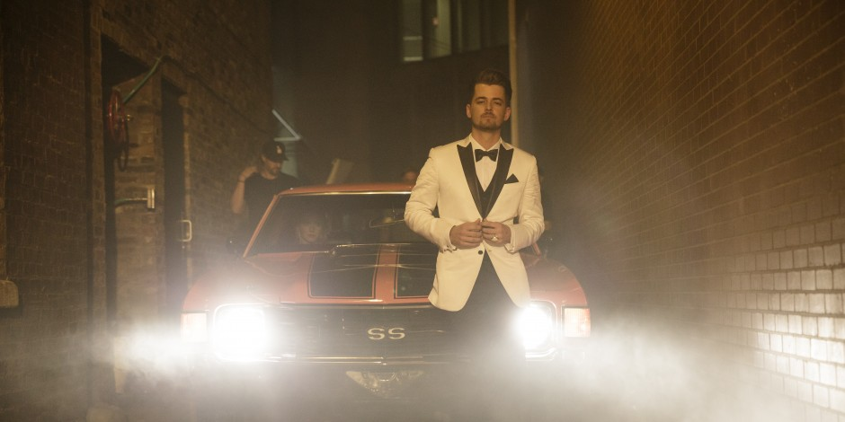 Chase Bryant Plays Secret Agent Role In Music Video For