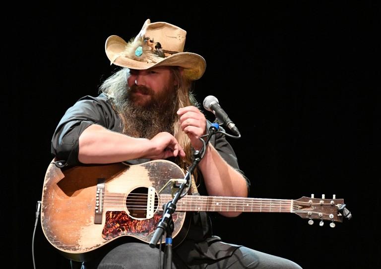 Chris Stapleton Mesmerizes at Sold-Out Nashville Show