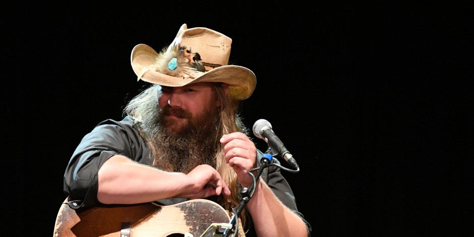 Chris Stapleton Mesmerizes at Sold-Out Nashville Show