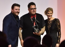 Josh Hoge Named Songwriter of the Year at SESAC Awards