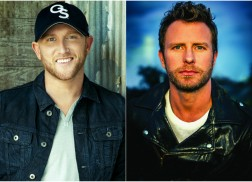 Cole Swindell Feels Close Connection to Tour Mate Dierks Bentley