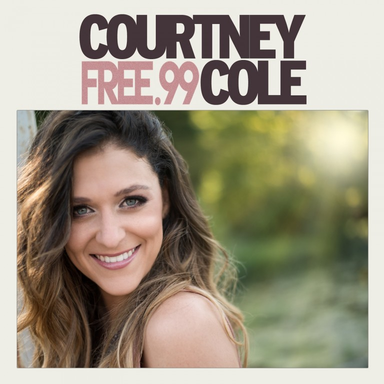 Courtney Cole Keeps It Cool on a Budget with 'Free.99'