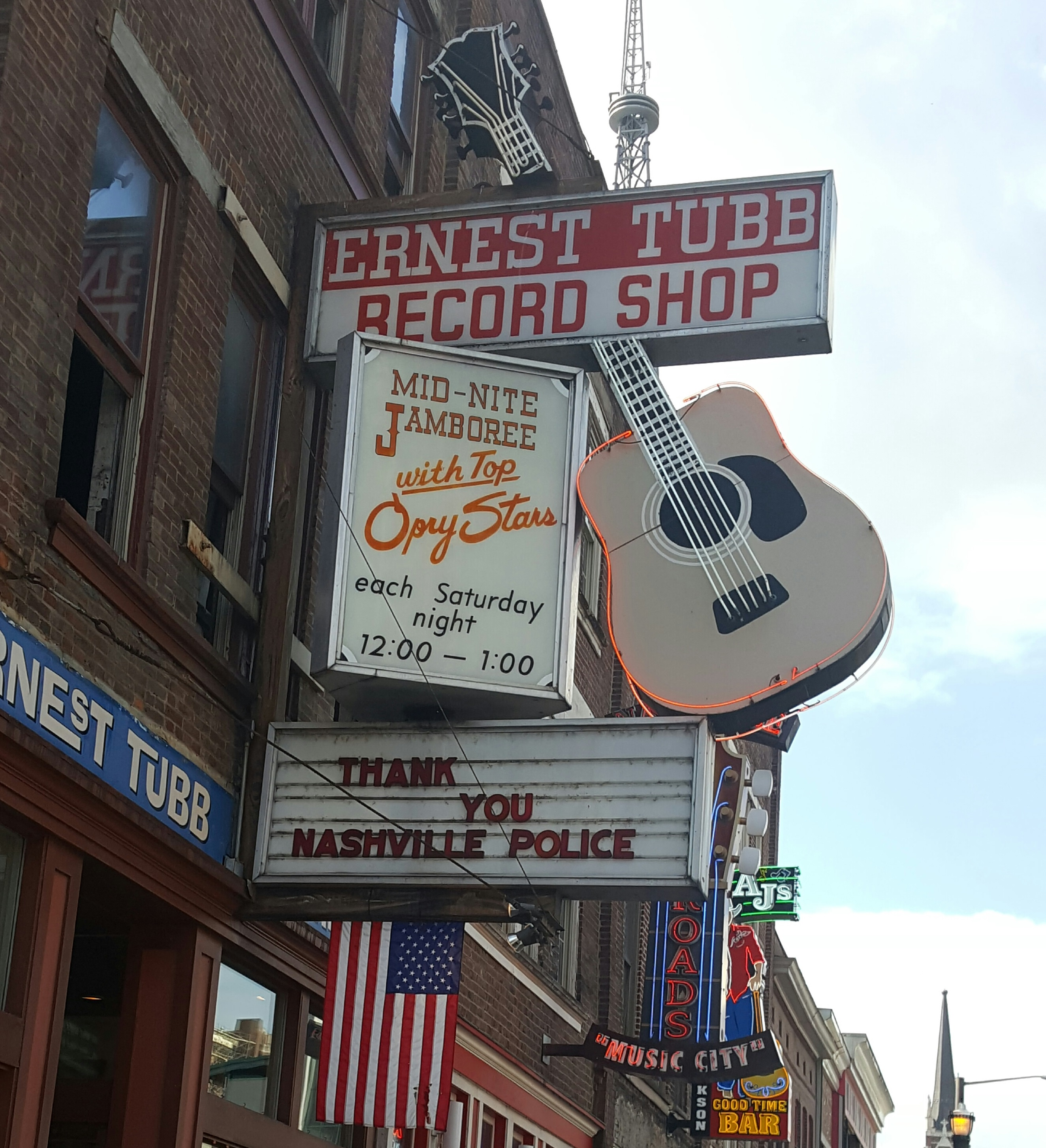 Ernest Tubb's…The Little Record Shop That Could