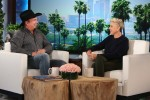 Garth Brooks Talks Tour, Performs New Single on 'Ellen'