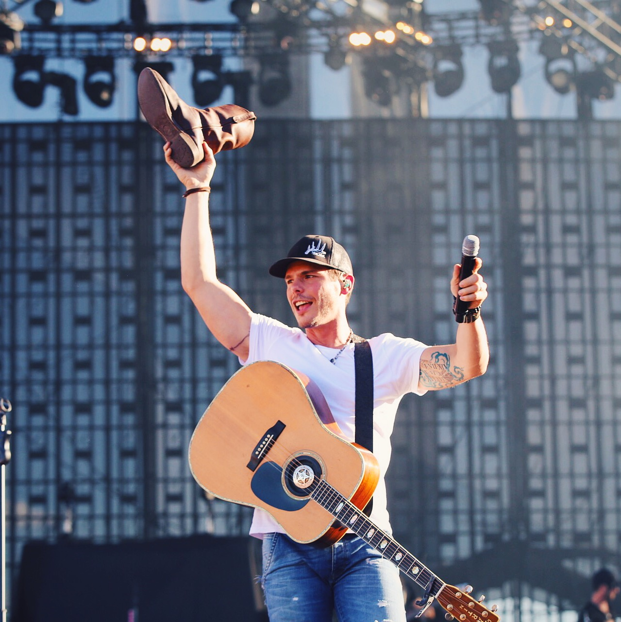 Well-Wishes For Granger Smith