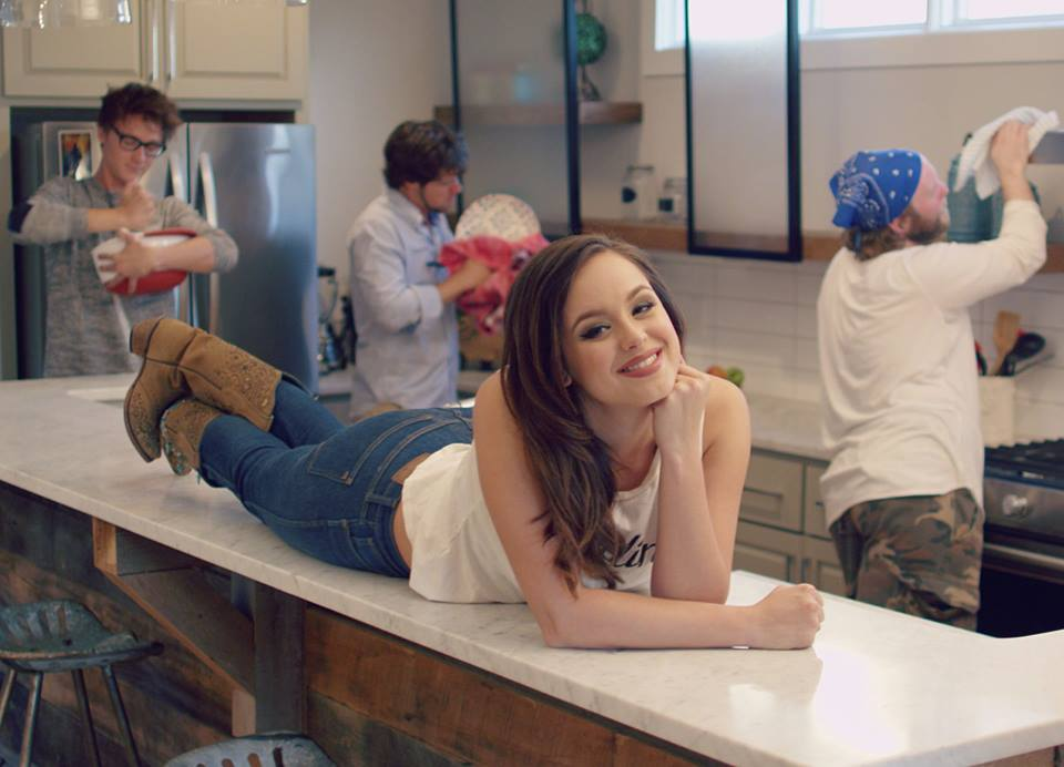 Hayley Orrantia Gets Sassy in 'Strong, Sweet & Southern' Music Video