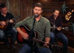 Forever Country Cover Series: Josh Turner Covers Randy Travis' 'Three Wooden Crosses'
