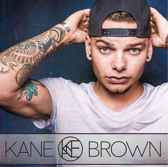 WIN an Autographed Copy of Kane Brown's Debut Album