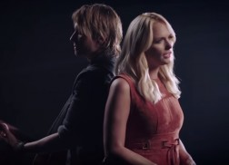 Keith Urban and Miranda Lambert Channel Patsy Cline and Willie Nelson in CMA Awards Promo