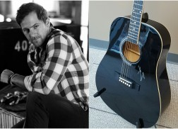 WIN a Guitar Autographed by Kip Moore