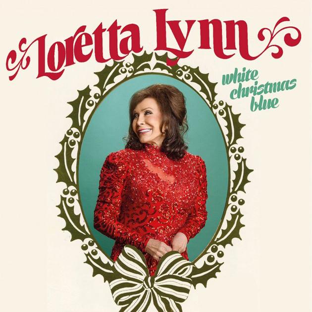 Album Review: Loretta Lynn's 'White Christmas Blue'