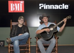 Jon Pardi Celebrates 'Head Over Boots' in Nashville