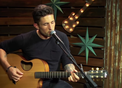 Forever Country Cover Series: Michael Ray Covers Johnny Cash's 'Sunday Morning Coming Down'