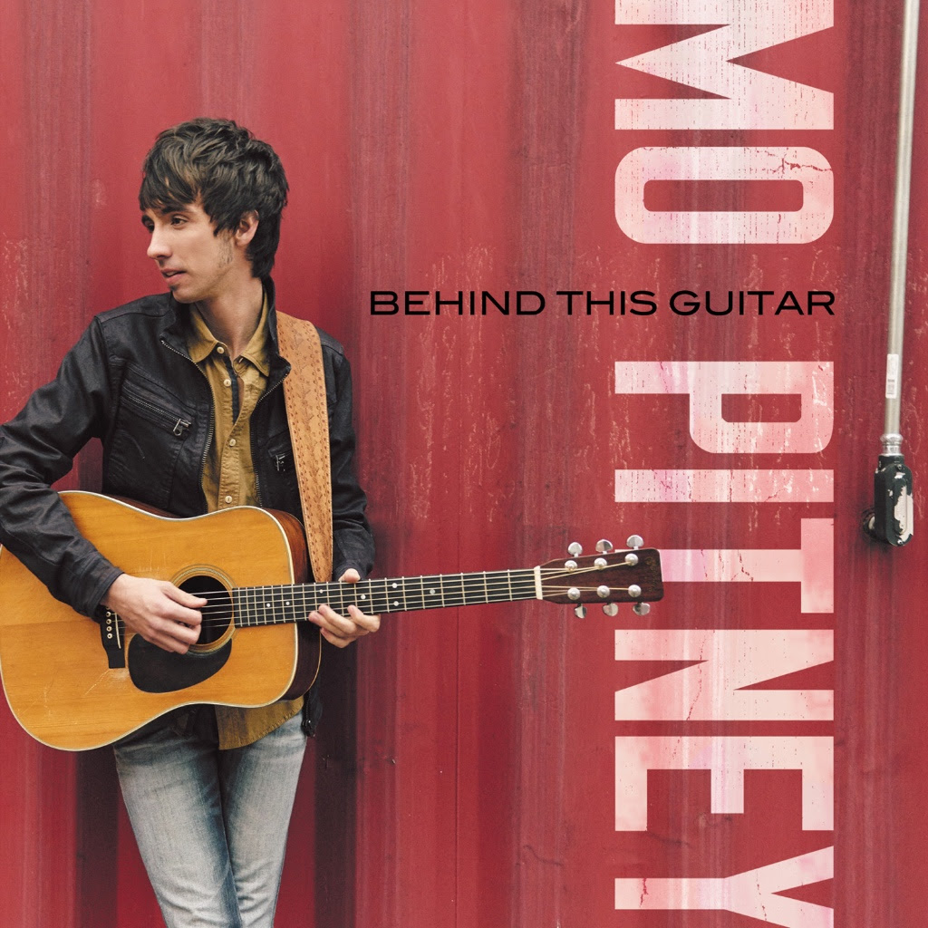 Album Review: Mo Pitney's 'Behind This Guitar'