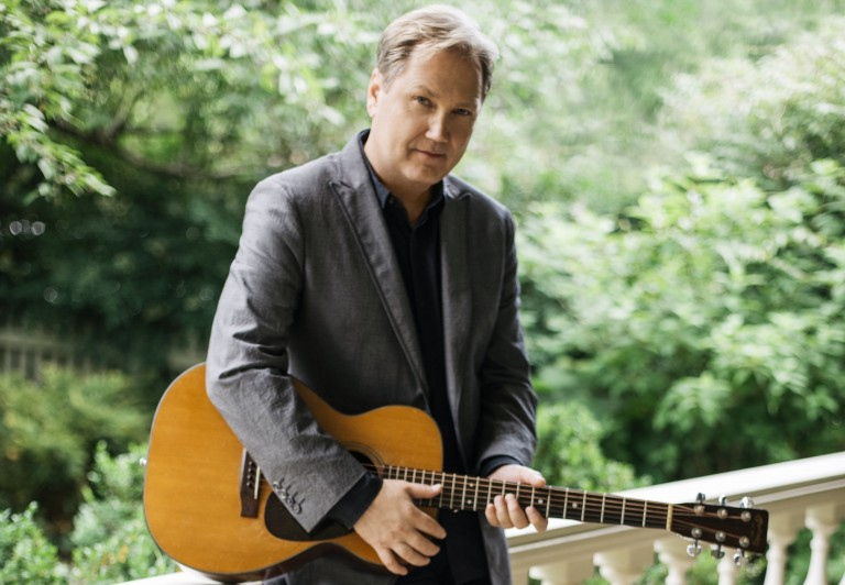 Steve Wariner's New Album Takes Him 'All Over the Map'