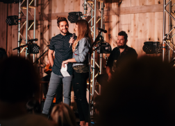 Thomas Rhett Raises Big Bucks for First-Ever Charity Event for 147 Million Orphans