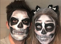 Country Stars Celebrate 'Halloweekend' in Full Force
